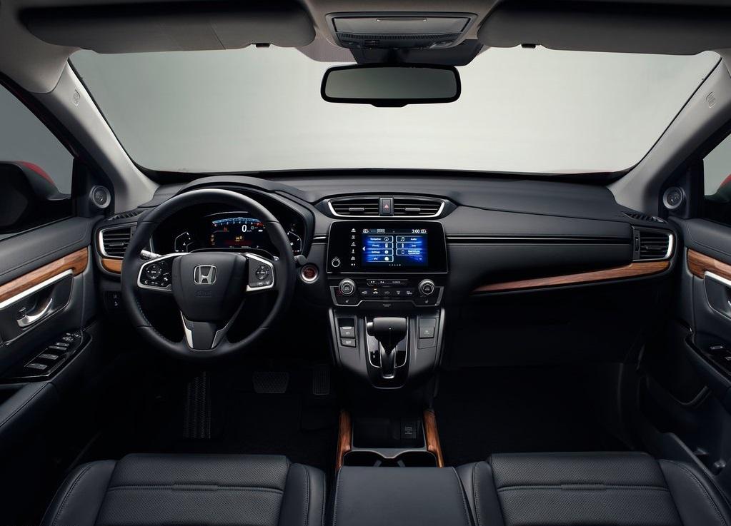2019 HONDA CR-V-oopscars