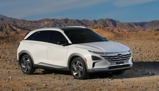 2019 HYUNDAI NEXO