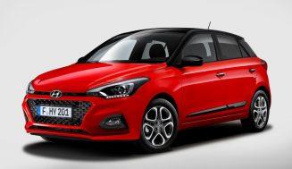 2020 Hyundai i20 Fiyatları Donanım,Teknik Özellikleri
