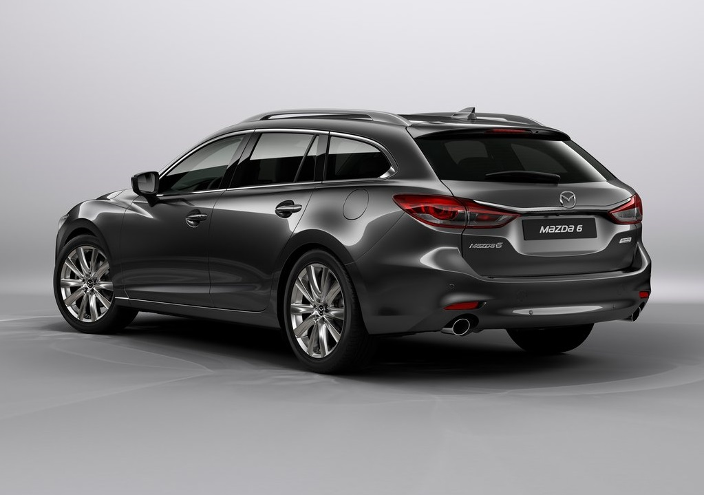 2019 MAZDA 6 SW-oopscars