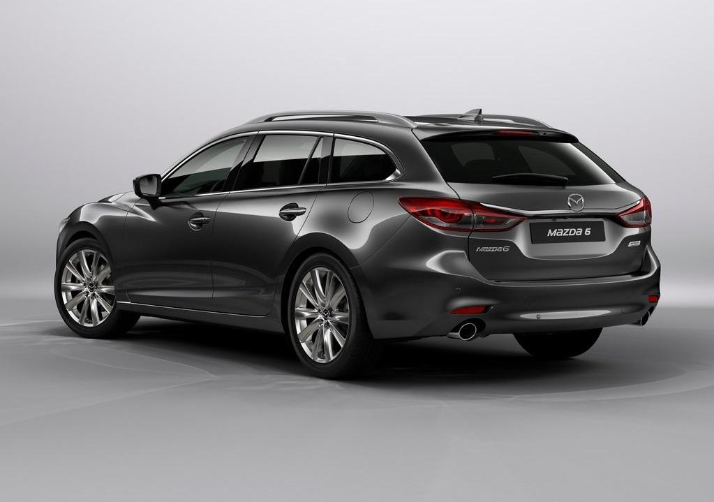 2021 mazda 6 wagon  2020 mazda