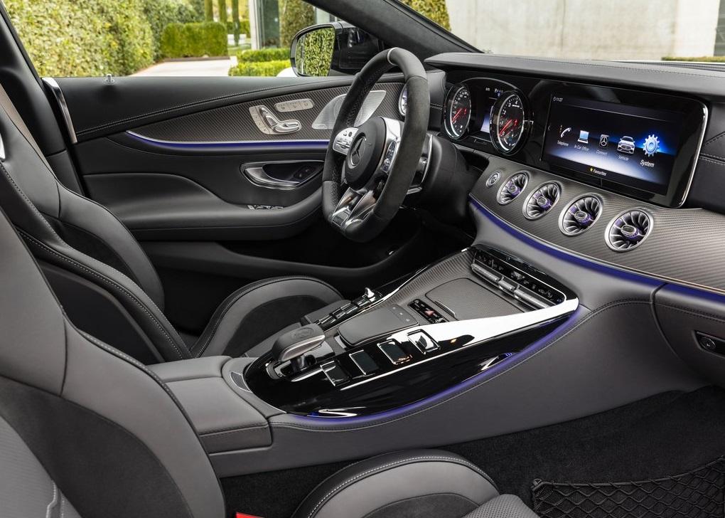 2019 MERCEDES-BENZ AMG GT53 4DOOR-oopscars