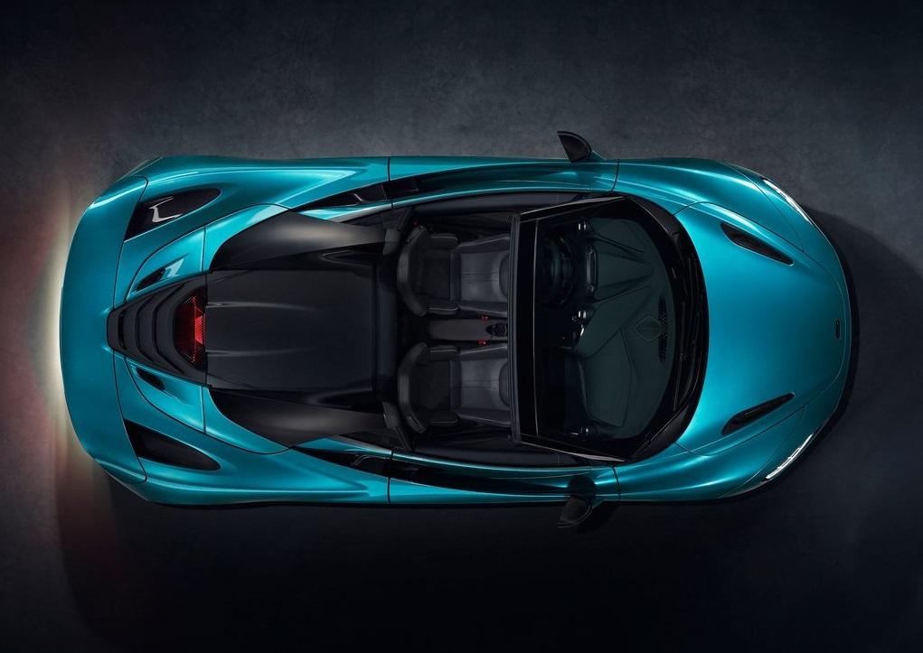 2019 McLaren Spider