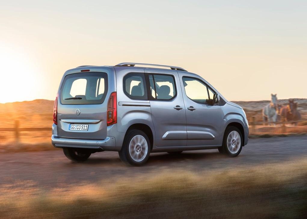 2021 Opel Combo fiyat