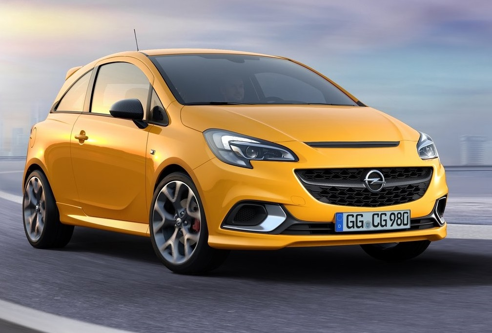 2019 OPEL CORSA GSI-oopscars