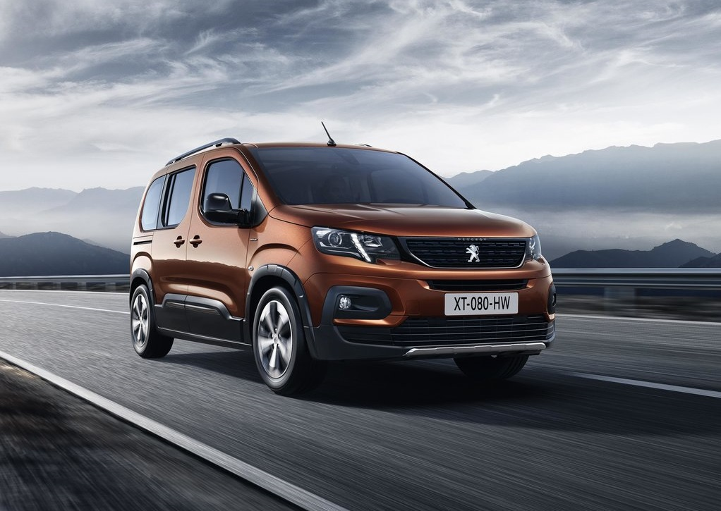 2019 PEUGEOT RIFTER-oopscars