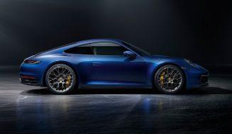 2021 Porsche 911 4S Carrera