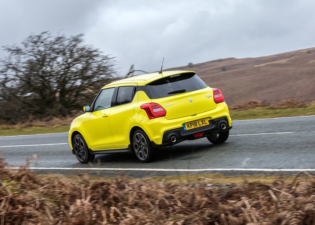 2019 SUZUKI SWIFT SPORT