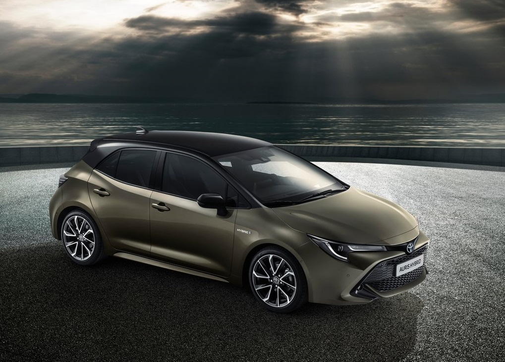 2019 TOYOTA AURIS-oopscars