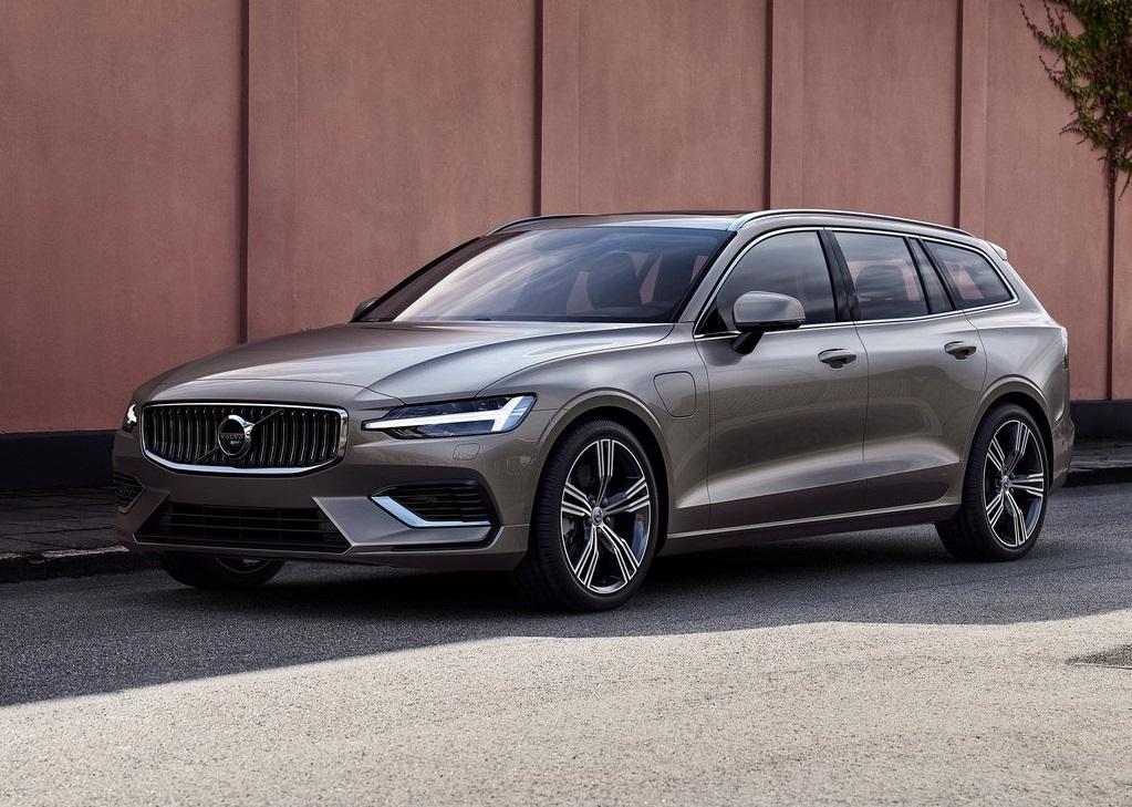 2019 VOLVO V60-oopscars