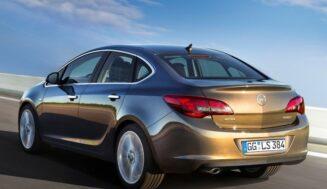 2020 Temmuz Opel Astra Sedan Fiyat Listesi Ne Oldu?