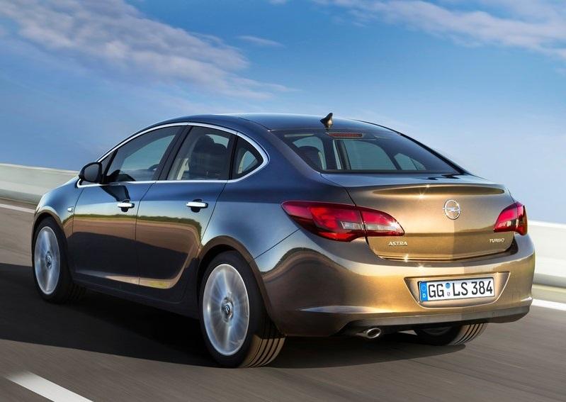 2020 Haziran Opel Astra Sedan Fiyat