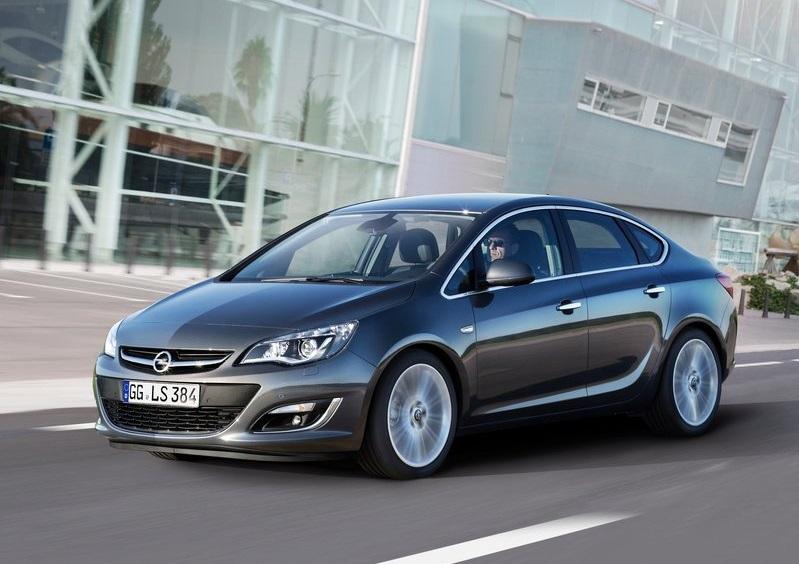 2020 Opel Astra Sedan Fiyat