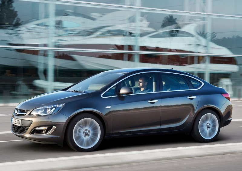 2020 Temmuz Opel Astra Sedan Fiyat