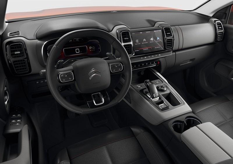2020 Citroen C5 Aircross-iç mekan