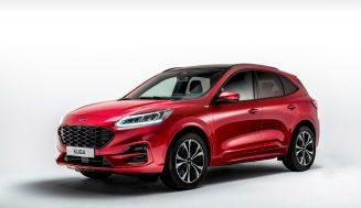 2020 Yeni Ford Kuga Satışa Sunuldu.