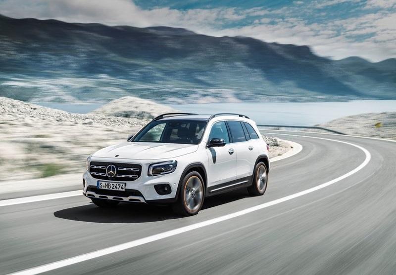 Mercedes-Benz GLB Fiyat Listesi
