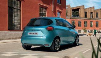 2021 Renault Zoe Ağustos Fiyat Listesi Ne Oldu?