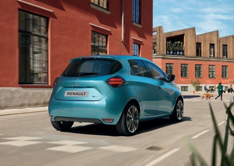 2021-Renault Zoe