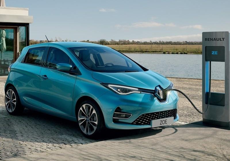2020-Renault Zoe