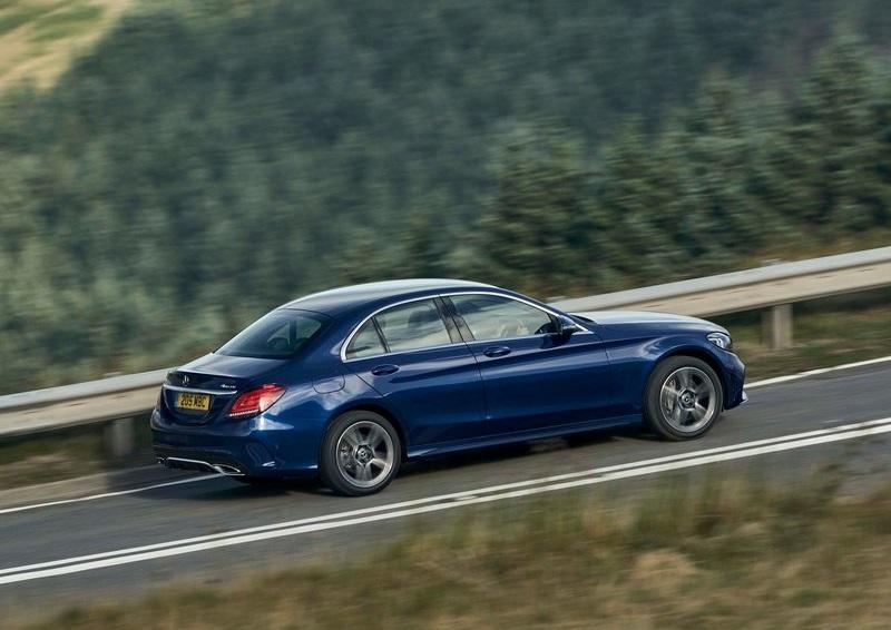 2020 Mercedes-Benz C Serisi Teknik Verileri
