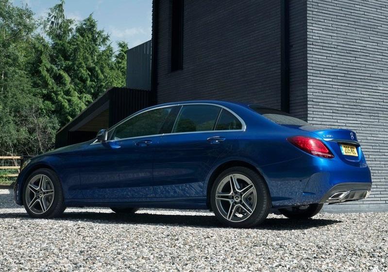 2020 Eylül Mercedes-Benz C Serisi