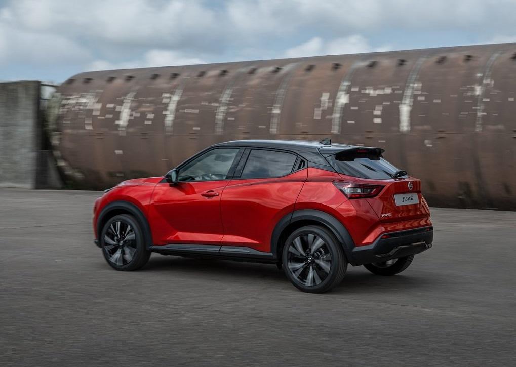 2021 Yeni Nissan Juke İkinci Nesliyle Rekabete Hazır.