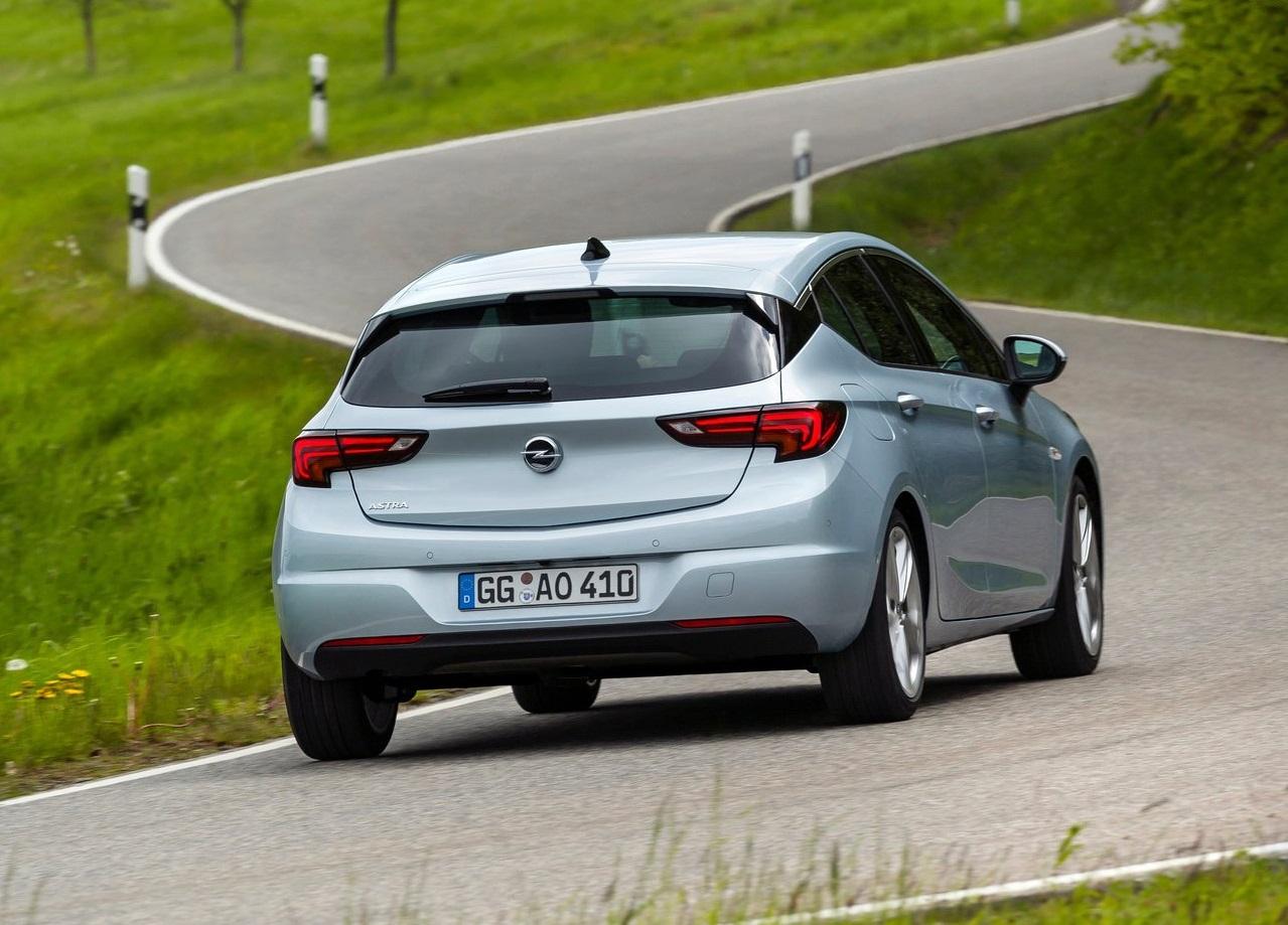 2020 Opel Astra Hatchback Fiyatları