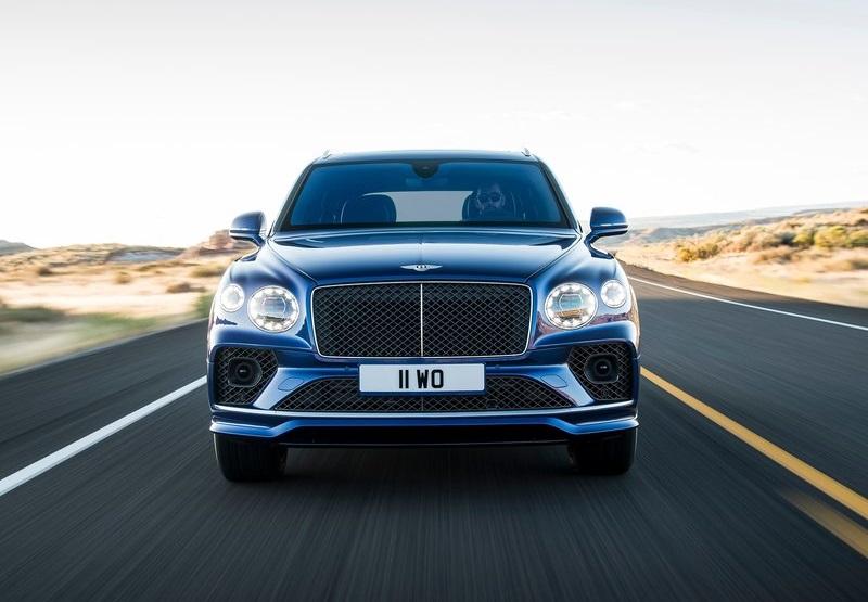 2021 Bentley Bentayga Speed