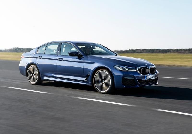 2021 BMW 5 Serisi Fiyat Listesi