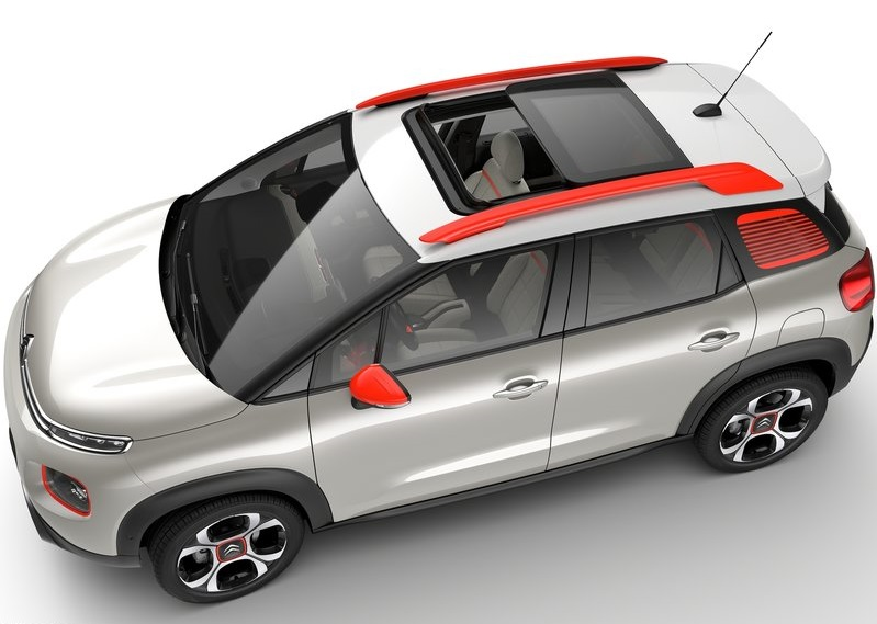 Citroen C3 Aircross Fiyat Listesi