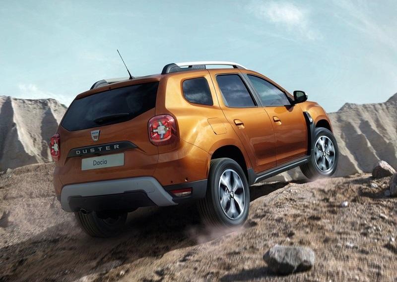 2021 Dacia Duster Fiyat Listesi