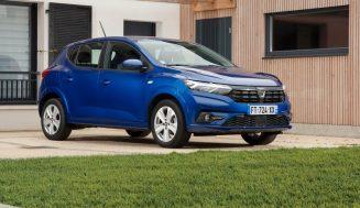 2021 Dacia Sandero Ekim Fiyat Listesi Ne Oldu?