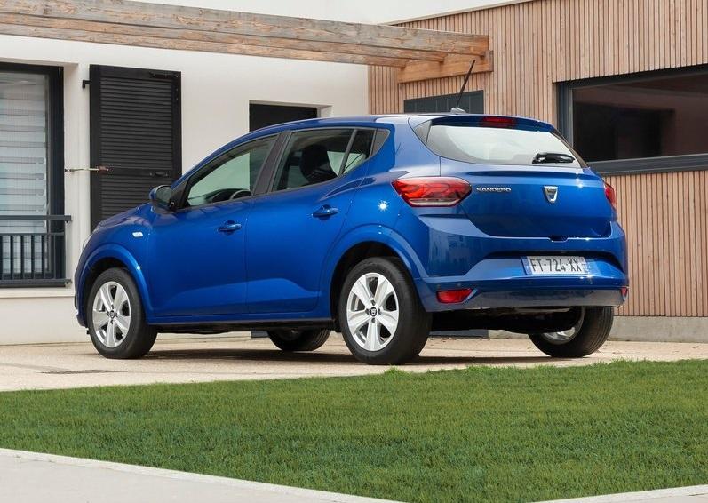 2021 Yeni Dacia Sandero Fiyat Listesi