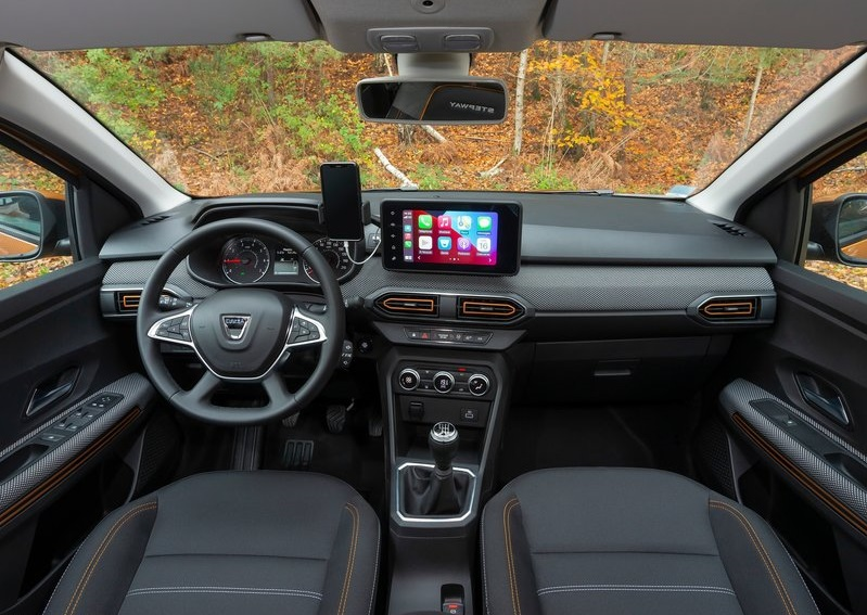 2021 Dacia Sandero Stepway Fiyat