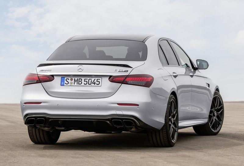 2021 Mercedes-Benz E63 AMG