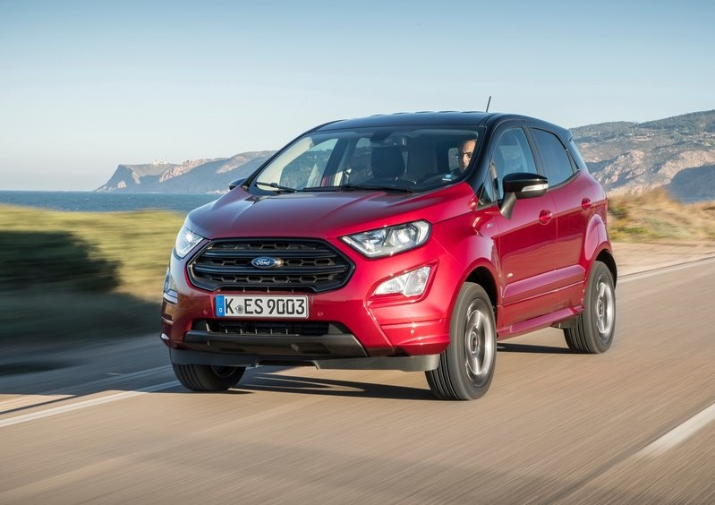 2021 Ford Ecosport Fiyat Listesi