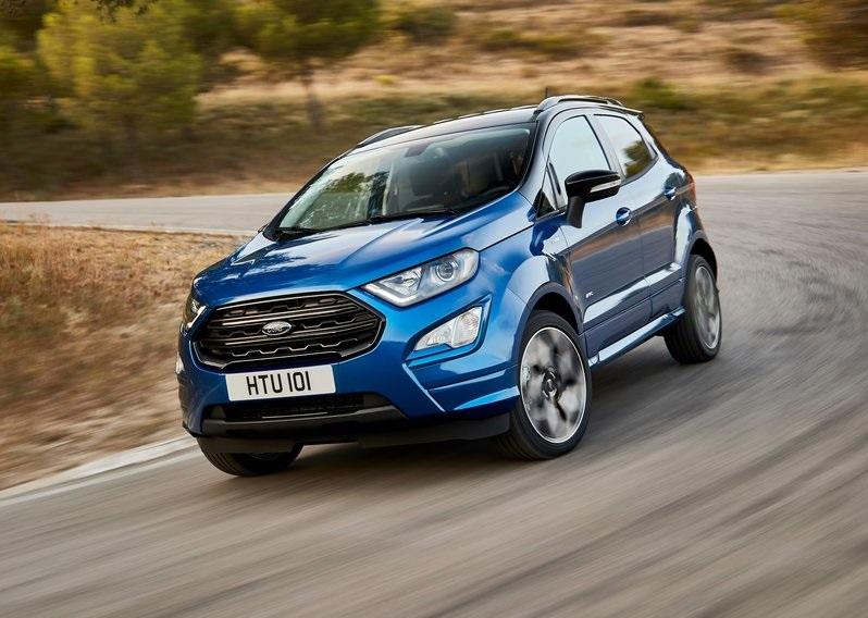 Ford Ecosport - ST-Line