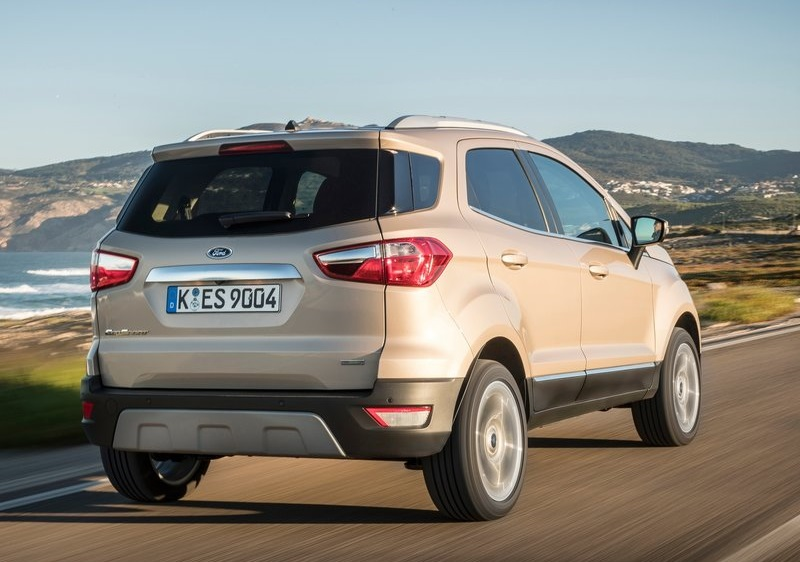 2021 Ford Ecosport -Style
