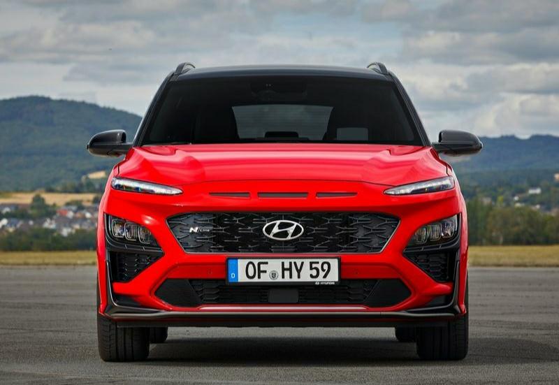 2021 Yeni Hyundai Kona