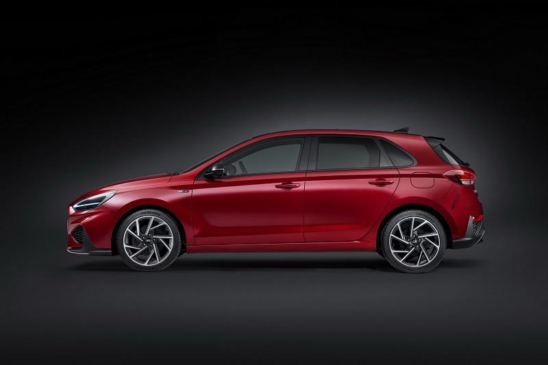 2021 Hyundai i30 Makyaj