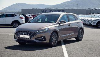 2021 Hyundai i30 Makyaj Sonrası Artık Daha Şık.