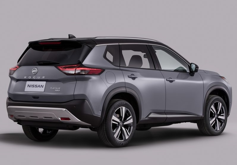 2021 Nissan Rouge
