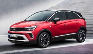 2021 Opel Crossland Ocak Fiyatları Ne Oldu?