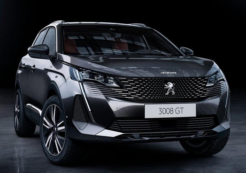 Yeni Peugeot 3008 Fiyat Listesi