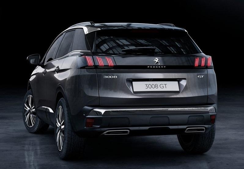 2021 Peugeot 3008 Fiyatları