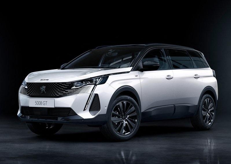 2021 Peugeot 5008