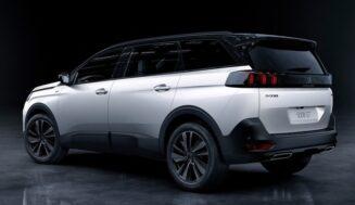 2021 Peugeot 5008 yenilendi.