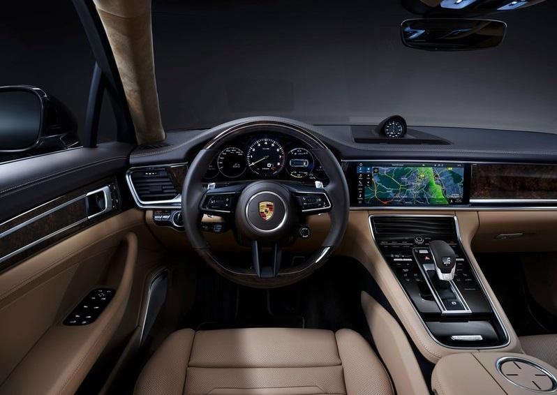 2021 Porsche Panamera 4S E-Hybrid Executive