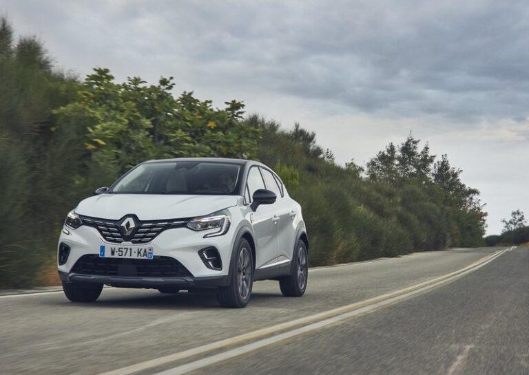 2021 Ocak Renault Captur Fiyat Listesi Ne Oldu? Joy 1.0 ...